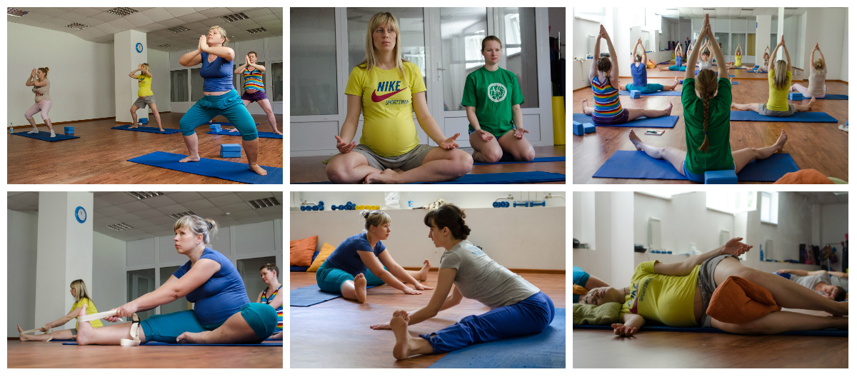 Домашние тренировки для беременных 22