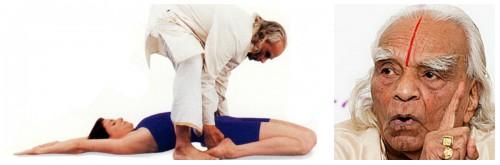 йога по айенгару