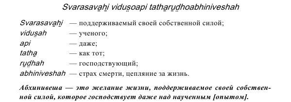 абхинивеша