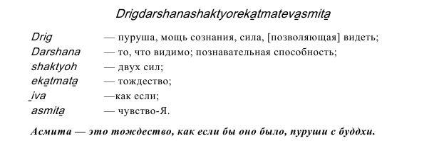 асмита