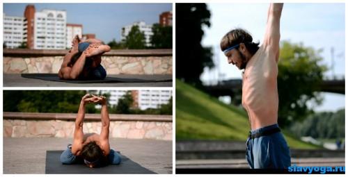 ступени йоги 3