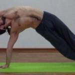 Йога в домашних условиях. Работа в симметричных асанах