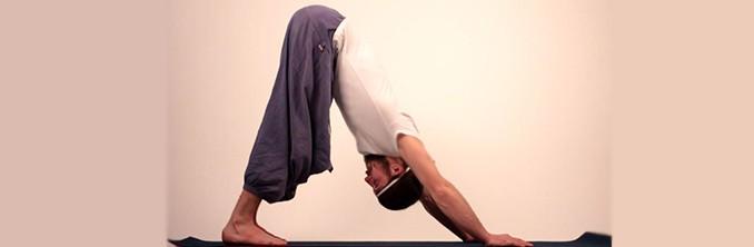 йога для набора энергии