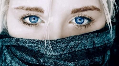йога для зрения