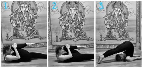 йога для зрения фото