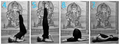 йога для зрения фотографии