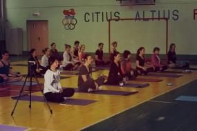 йога в гомеле