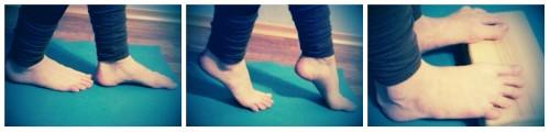 йога и плоскостопие