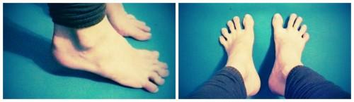 йога при плоскостопии