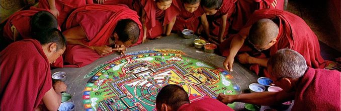 колесо сансары буддизм