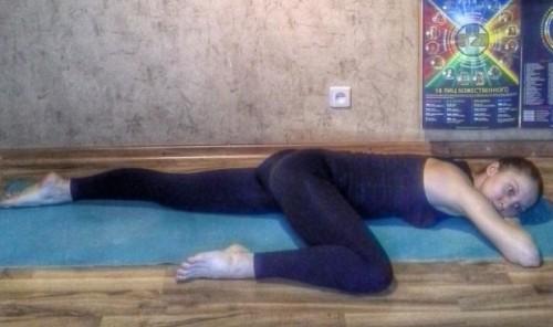 Модная одежда для йоги и фитнеса