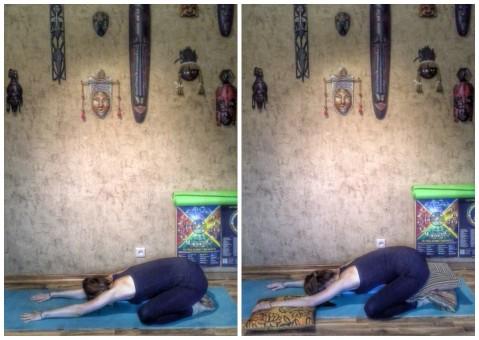 Голые девушки йога гимнастика