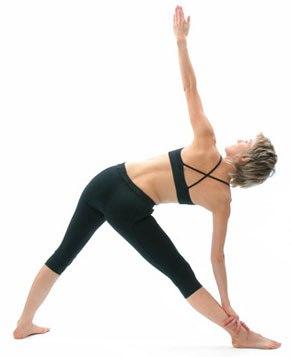 йога и боли в колене