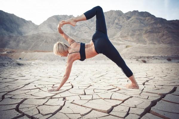 йога и колени