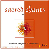 Uma Mohan — Sacred Chants for Peace, Prosperity & Enlightenment (2001)