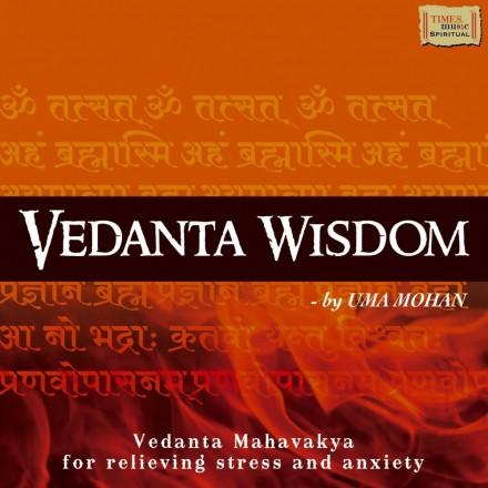 Uma Mohan — Vedanta Wisdom (2009)