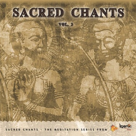 Uma Mohan -  Sacred Chants vol.3 for Stress Relief, Immunity & Longevity