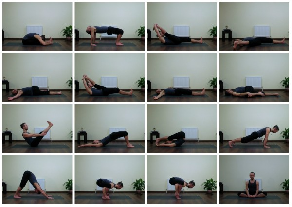 медитативная практика йоги основная последовательность 1