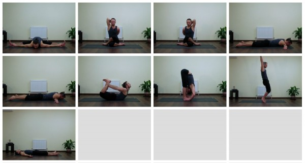 медитативная практика йоги основная последовательность 2
