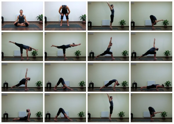 медитативная практика йоги разминка 1