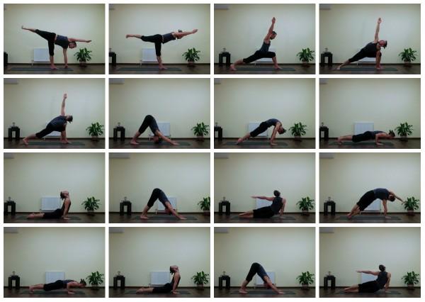 медитативная практика йоги разминка 2
