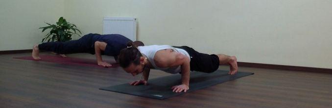 йога для хорошо тренированных