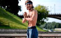 йога с сергеем черновым