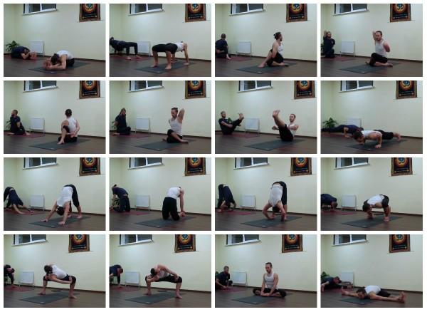 йога для хорошо тренированных 1
