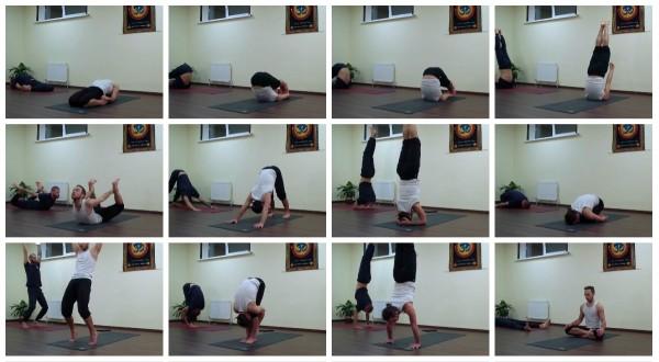 йога для хорошо тренированных 2