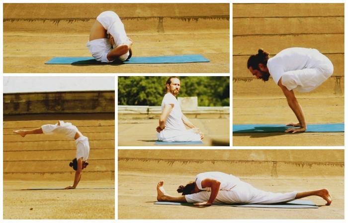 искусство йоги