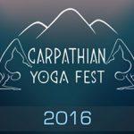 Carpatian Yoga Fest 2016 — крупнейшее событие по йоге в Восточной Европе