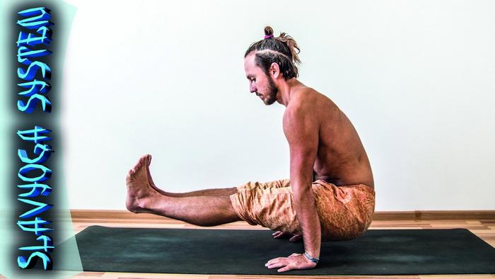 йога для пресса