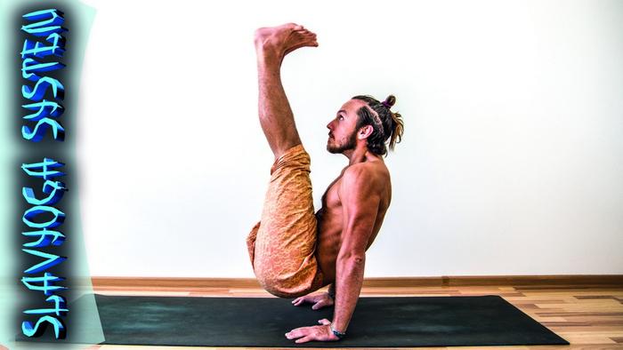 Практика хатха йоги