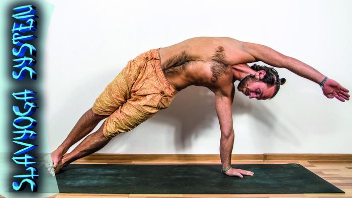 упражнения йоги для позвоночника