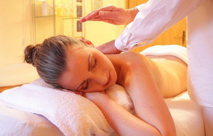 массаж борьба со стрессом