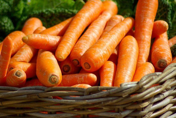 овощи для питания капха доши