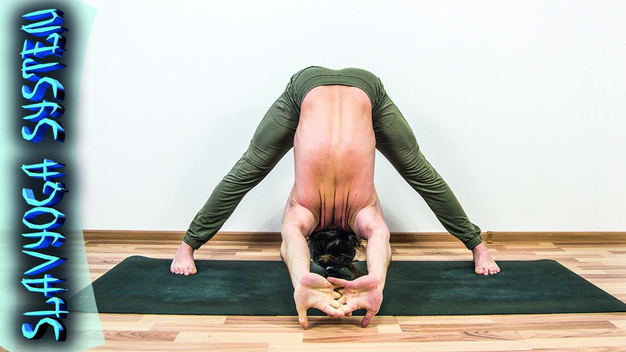 Хатха йога для при остеохондрозе