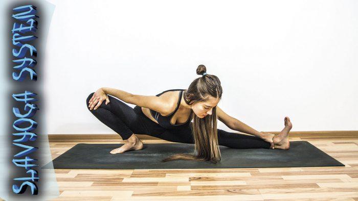 развитие гибкости