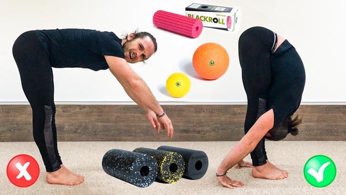 как улучшить наклон вперёд и стать гибче
