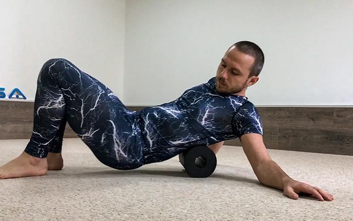 квадратная мышца поясницы упражнения