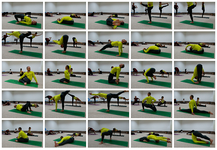 гибкое тело йога