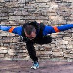 Работа мышц в йоге