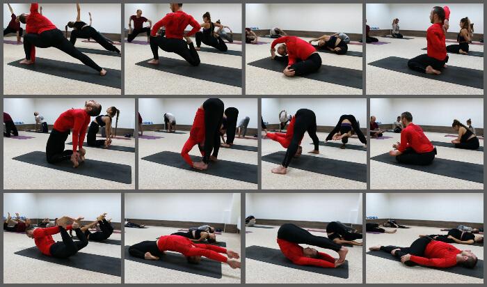 комплекс хатха йоги